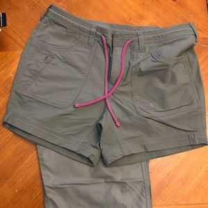 North Face Hiking Convertible Pants/Shorts
